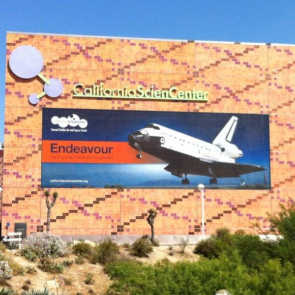 Das Foto wurde bei California Science Center von Meg J. am 6/20/2013 aufgenommen
