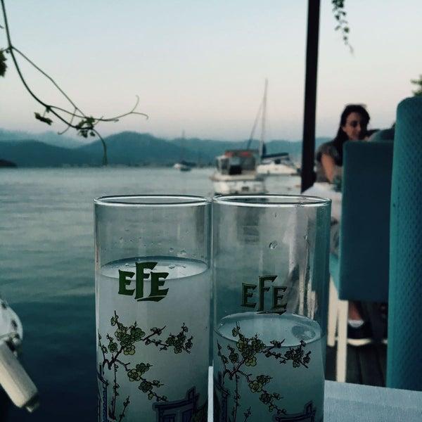 Burayı görme den tatili bitirmeyin..manzarada lezzetlerde olağanüstü