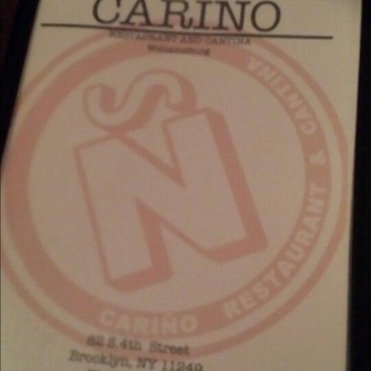6/21/2014にPaula E.がCariño Restaurant and Cantinaで撮った写真
