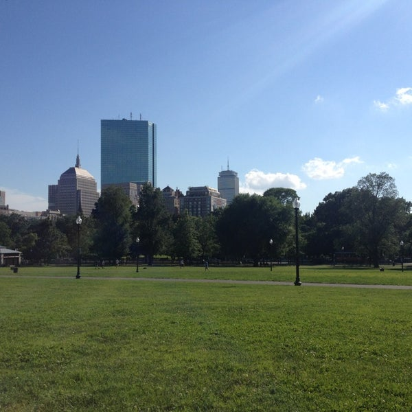 Foto scattata a Boston Common da Sara L. il 6/29/2013