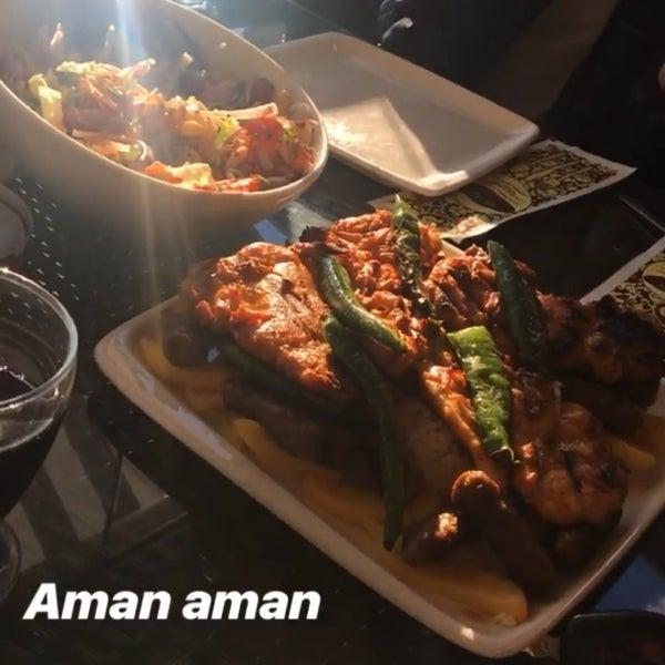 Снимок сделан в Etoba Mangalda Et & Köfte пользователем Ramazan K. 11/29/2019