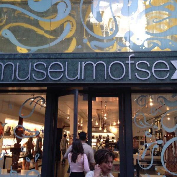 8/21/2013에 Rubens T.님이 Museum of Sex에서 찍은 사진