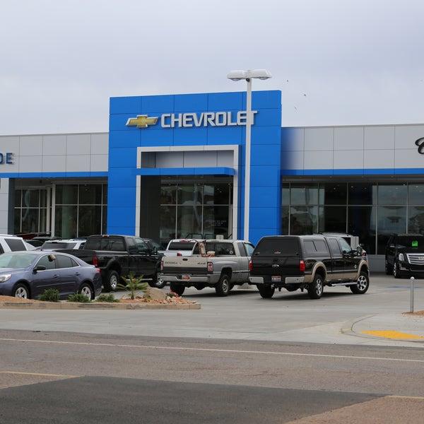 Stephen Wade Chevrolet Cadillac 1670 S Hilton Dr