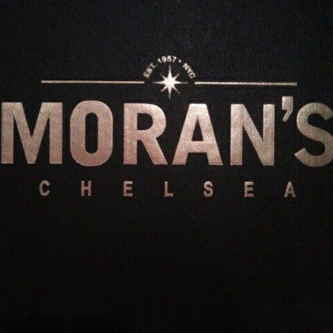Photo prise au Moran's - Chelsea par Audra M. le12/2/2012