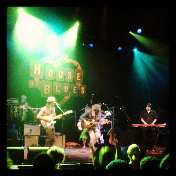 Foto scattata a House of Blues Sunset Strip da Bryson A. il 7/10/2013