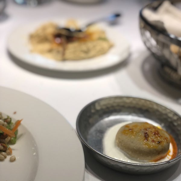 4/3/2019 tarihinde Özden Ü.ziyaretçi tarafından Seraf Restaurant'de çekilen fotoğraf