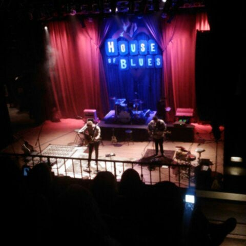 Foto tirada no(a) House of Blues San Diego por Stephanie A. em 4/20/2013
