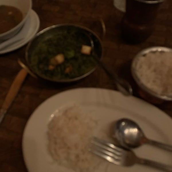 11/9/2019에 Eric B.님이 Annapurna Cafe에서 찍은 사진