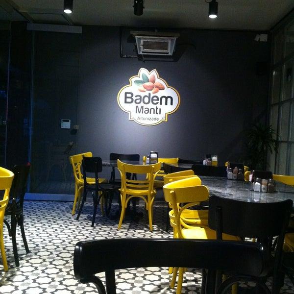Das Foto wurde bei Badem Mantı von bencegezenbilir am 12/29/2012 aufgenommen