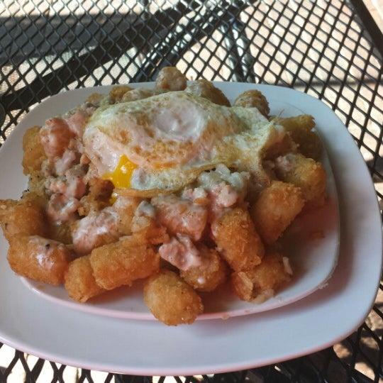 """The Breakfast Totchos were EXCELLENT!!!!!!!! """"  A pleasant surprise find."""