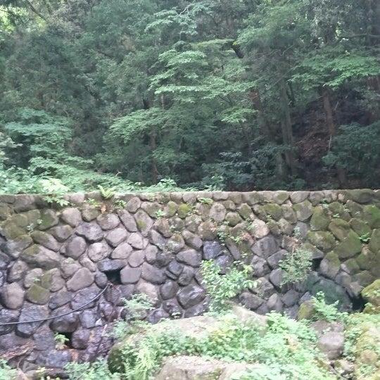 Photos at 筑波山千寺川砂防堰堤...