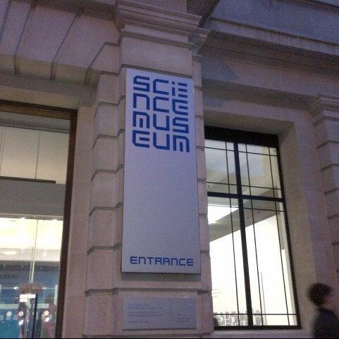 1/1/2013 tarihinde sOuLWwXziyaretçi tarafından Science Museum'de çekilen fotoğraf