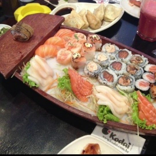 Foto tirada no(a) Kodai Sushi por Dayane I. em 3/2/2013