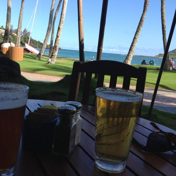 5/3/2013에 Christina S.님이 Duke's Kauai에서 찍은 사진