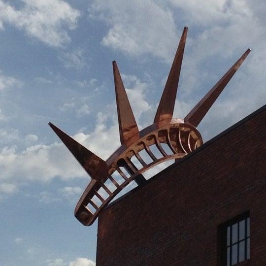 Das Foto wurde bei Exile Brewing Co. von Laura M. am 10/11/2012 aufgenommen