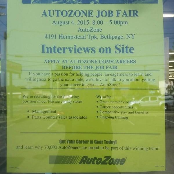 Photos at AutoZone Auto Parts - 4 visitors