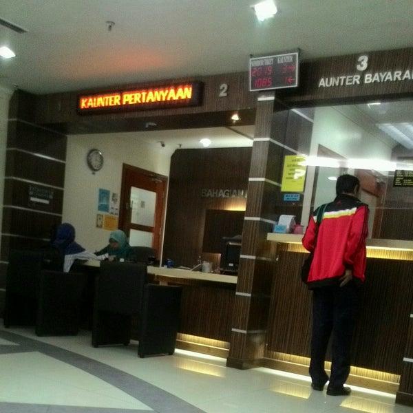 Photos At Bangunan Mara Tingkat 3 Bahagian Kawalan Kredit Office