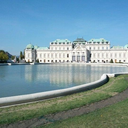 10/14/2012にJan C.がOberes Belvedereで撮った写真