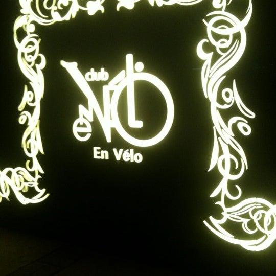 Foto tirada no(a) Club En Vélo por Abc D. em 11/17/2012
