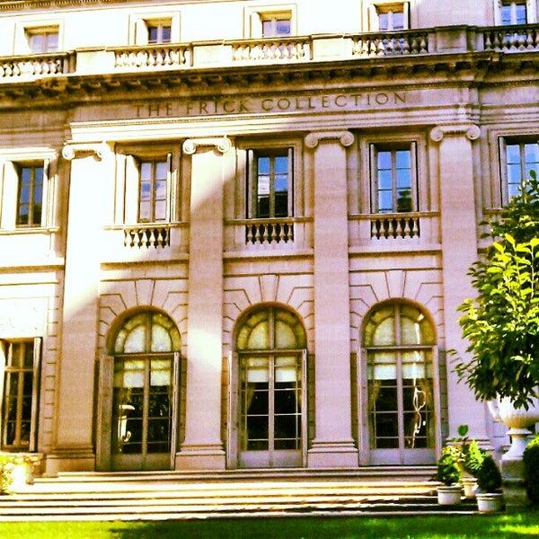 9/23/2012 tarihinde Vanessa G.ziyaretçi tarafından The Frick Collection'de çekilen fotoğraf