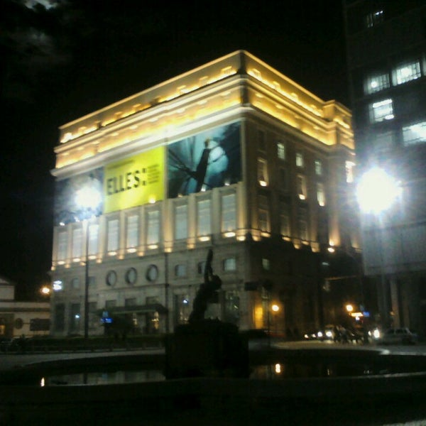 Photo taken at Centro Cultural Banco do Brasil (CCBB) by Luan A. on 5/24/2013