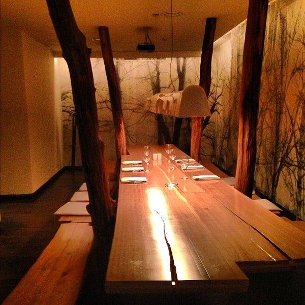 11/26/2012 tarihinde Mathieu M.ziyaretçi tarafından Апрель'de çekilen fotoğraf