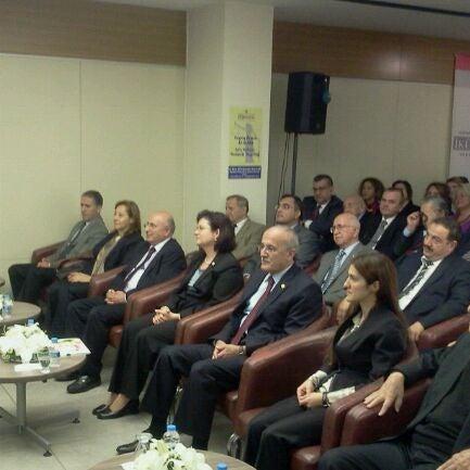Foto tirada no(a) İstanbul Kültür Üniversitesi por Ender B. em 11/23/2012
