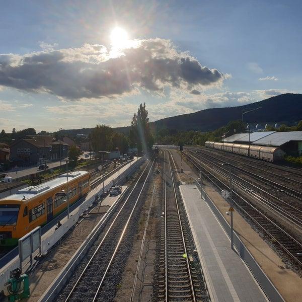 Bahnhof Furth im Wald - www.bahnrelikte.net