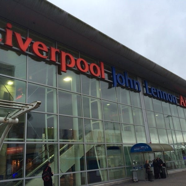 รูปภาพถ่ายที่ Liverpool John Lennon Airport (LPL) โดย Chris F. เมื่อ 2/23/2014