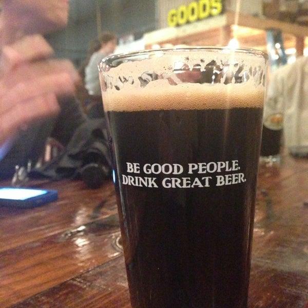 Foto diambil di Good People Brewing Company oleh Kyle S. pada 4/4/2013
