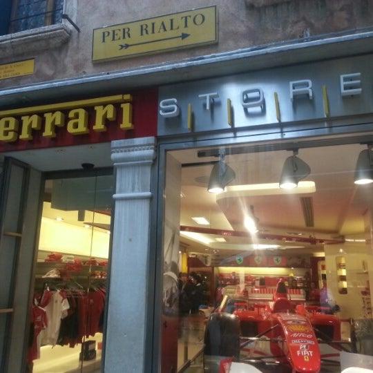 Ferrari Store (Now Closed) - San Marco - Venezia ddbc2535d
