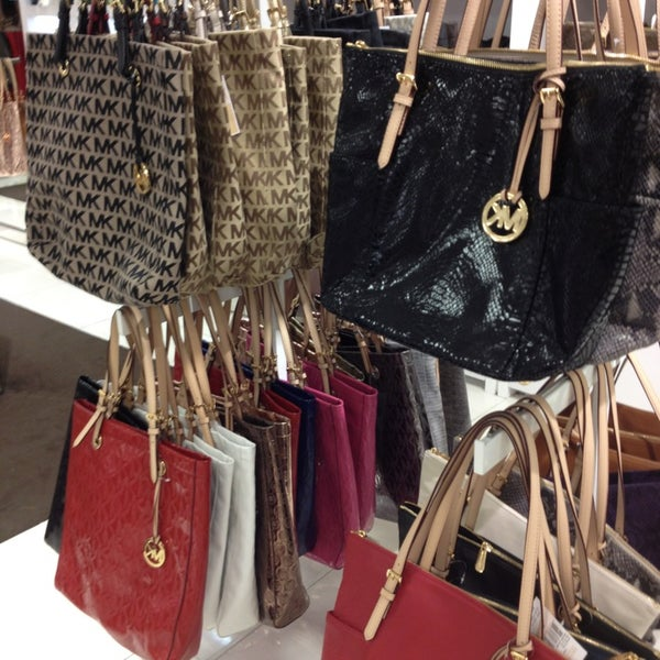 4037013adf20 Photo taken at Michael Kors Outlet by Aleisa G. on 12 27 2012