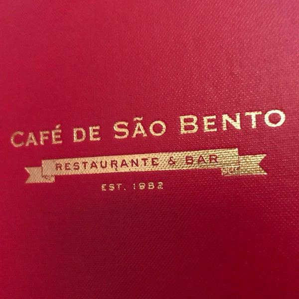 Photo prise au Café de São Bento par Josh F. le9/9/2017