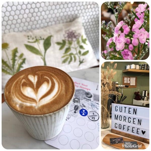 Guten Morgen Coffee Lab Shop Coffee Shop In Grogol