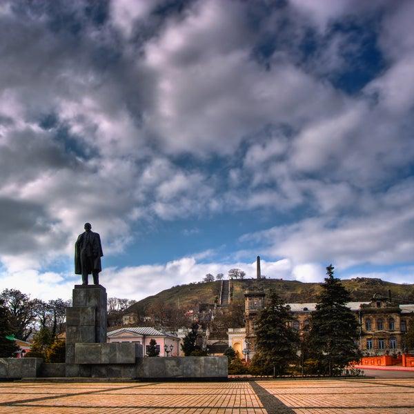 Снимок сделан в Площадь Ленина пользователем Великий и Всемогущий 5/11/2013