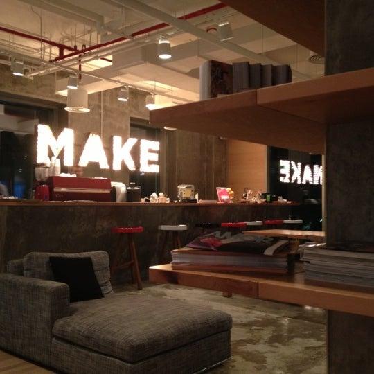 รูปภาพถ่ายที่ MAKE Business Hub โดย Mahya S. เมื่อ 12/4/2012