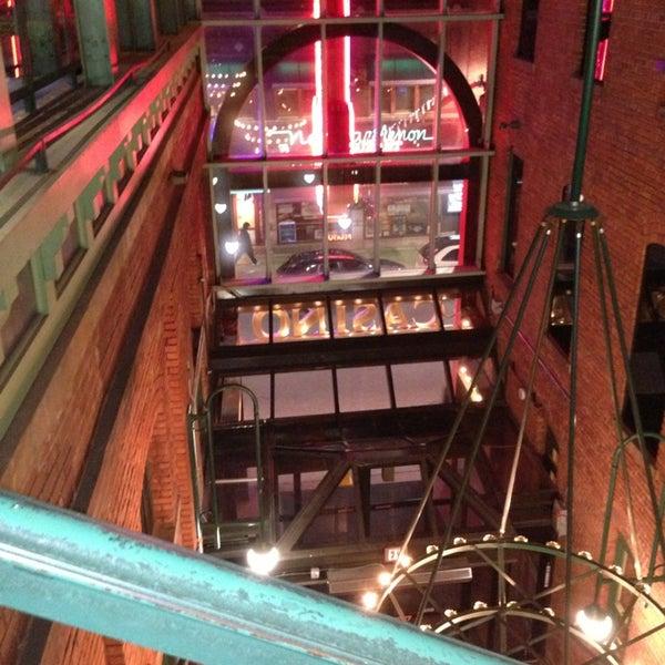 Foto scattata a Greektown Casino-Hotel da Courtney S. il 1/15/2013