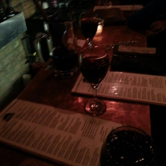 12/15/2012에 Erindira T.님이 Las Ramblas Bar de Tapas에서 찍은 사진