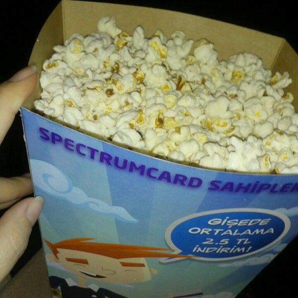 Foto tomada en Spectrum Cineplex por Aylin U. el 2/19/2013