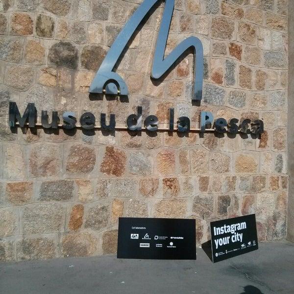 รูปภาพถ่ายที่ Museu de la Pesca โดย Josep C. เมื่อ 5/17/2014