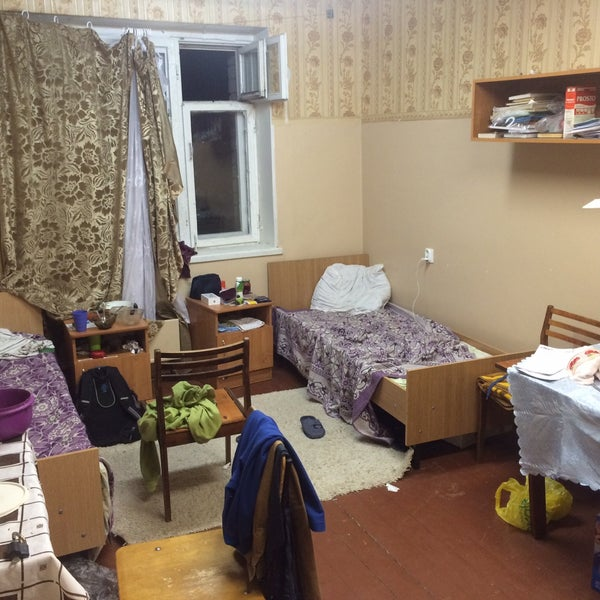 колобков как шторы в студенческом общежитии фото того
