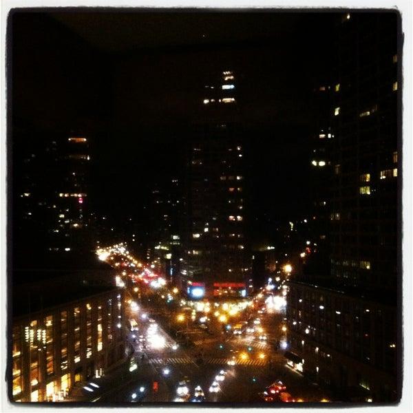 Снимок сделан в The Empire Hotel пользователем Christine P. 3/24/2013