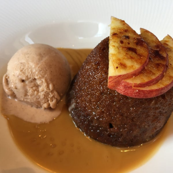 Desserts are great, nice ambiance, my steak was good but no exceptional