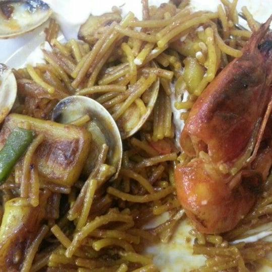 Das Foto wurde bei Restaurante Salamanca von moni b. am 12/23/2012 aufgenommen