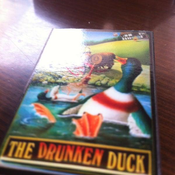 3/30/2013에 Bantkaydi님이 Drunken Duck에서 찍은 사진