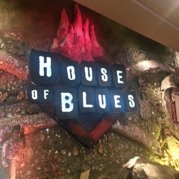 5/8/2013にFlorenceがHouse of Bluesで撮った写真