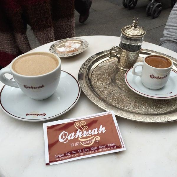Menengiçide Türk kahveside güzel keyif alabileceğiniz yerlerden...