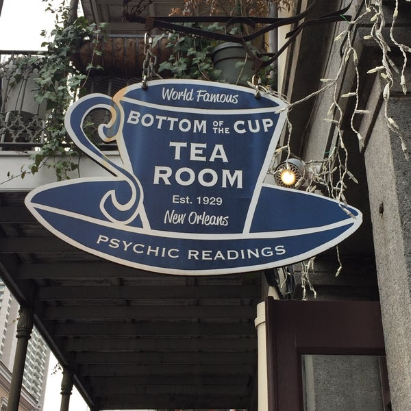Bottom of the Cup Tearoom - French Quarter - 9 tips from 522
