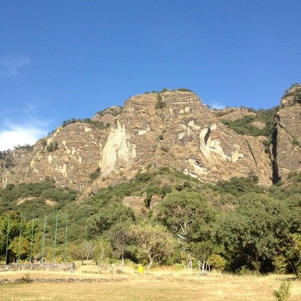 รูปภาพถ่ายที่ Campo Escuela Scout Meztitla โดย Jessie G. เมื่อ 12/27/2012
