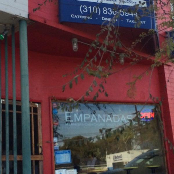 2/8/2014에 Irene M.님이 The Empanada Factory에서 찍은 사진